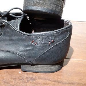 Levi's Leather Derby Shoes size 10